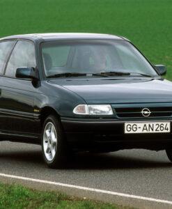 Astra-F (1992 - 1997)