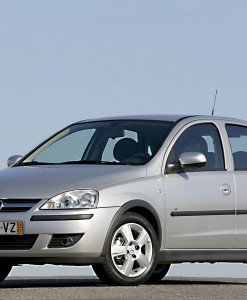 Corsa-C (2001 - 2006)